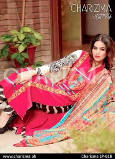 Winter Dresses Collection of Charizma 2013