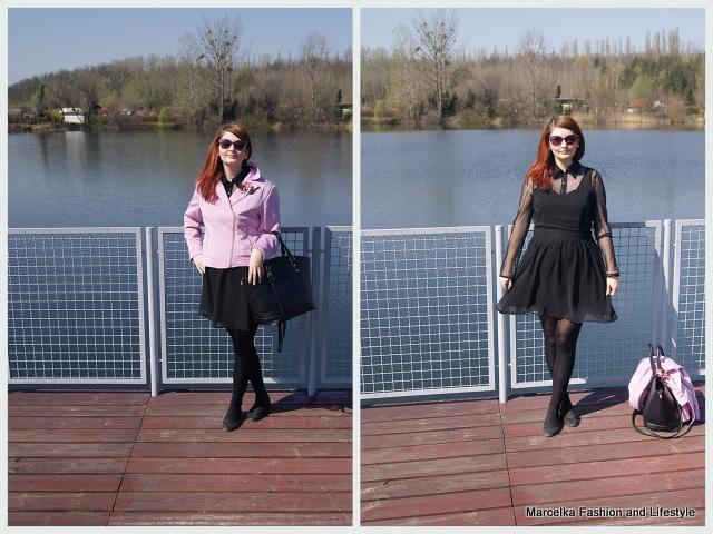 http://marcelka-fashion.blogspot.com/2014/04/maa-czarna-sukienka-z-rozowa-ramoneska.html