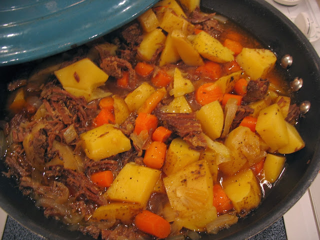 ... traditional roast beef hash recipe dishmaps traditional roast beef