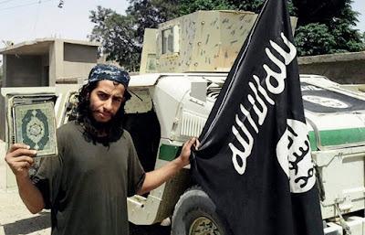 Abdelhamid Abaaoud, Iszlám Állam, párizsi vérengzés, terrorizmus, Franciaország,