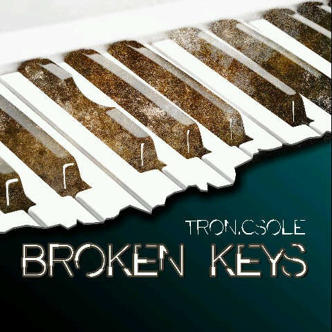 how to get a broken key out of a door
