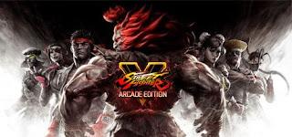 Download Street Fighter V Arcade Edition Torrent PC 2018