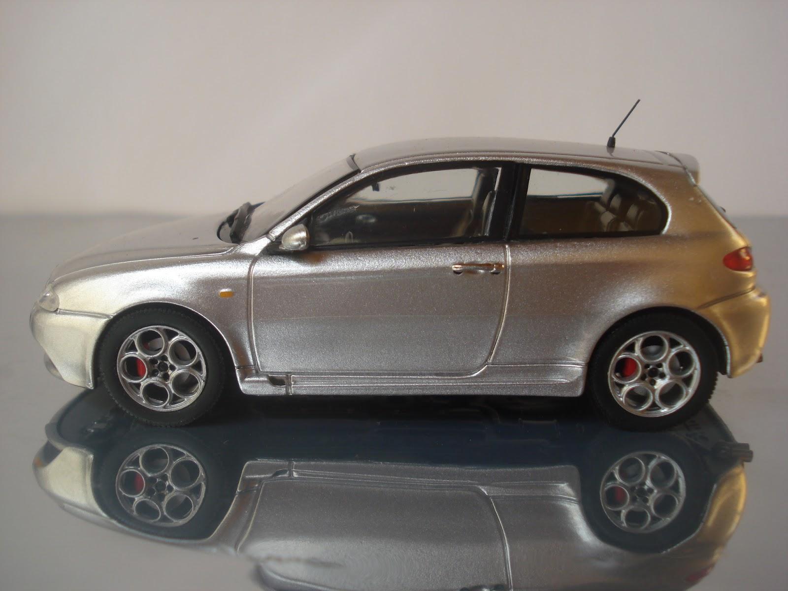 Wallpaper Alfa Romeo 147 Gta Simple Pics
