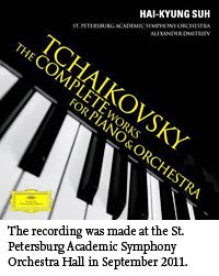 Hai-Kyung Suh - Tchaikovsky Complete Piano Concertos-WEB-2012-WEA