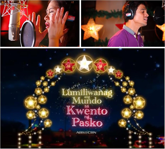 Abs Cbn Latest News Update: ABS-CBN's 2012 Christmas Station ID Recording