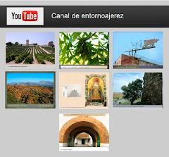 "CANAL YOUTUBE DE ""ENTORNOAJEREZ"""
