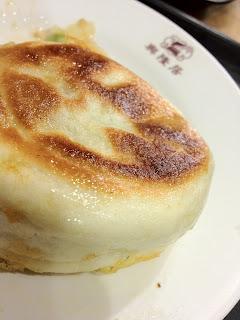 老店興隆居 傳統早點美食の脆皮水煎包