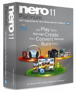 Download Software Nero Multimedia Suite Platinum HD 11.2.00700 Final