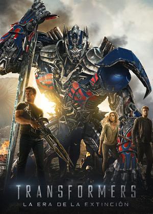 Transformers 4: La Era De La Extincion (2014)