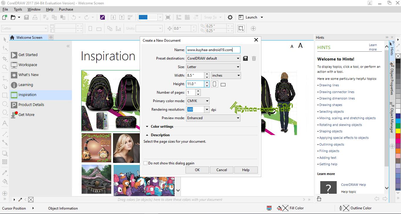 CorelDRAW Graphics Suite 2017 kuyhaa