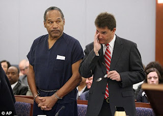 OJ Simpson In Prison