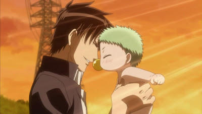 Beelzebub Episode 60 Subtitle Indonesia