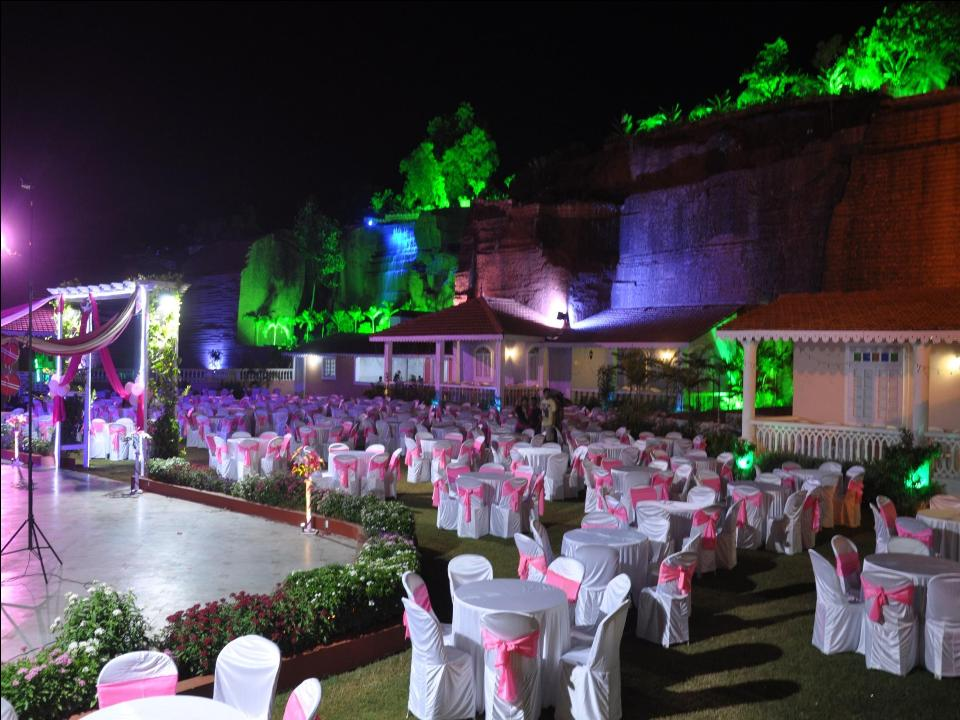 Amazing goa the village wedding hall nuvem goa about the village wedding hall nuvem goa junglespirit Gallery