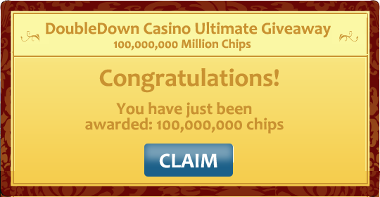 latest doubledown casino free chips codes