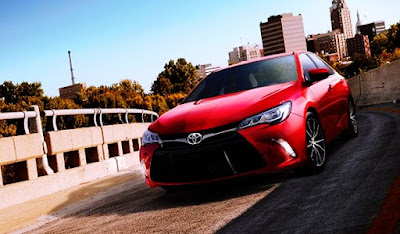 2015 Toyota Camry XSE 4 Cylinder (a SFX) Review Test Drive