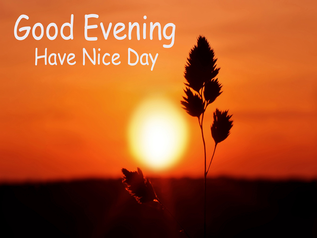 Good Evening Quotes, Wishes, Messages, Images 2016
