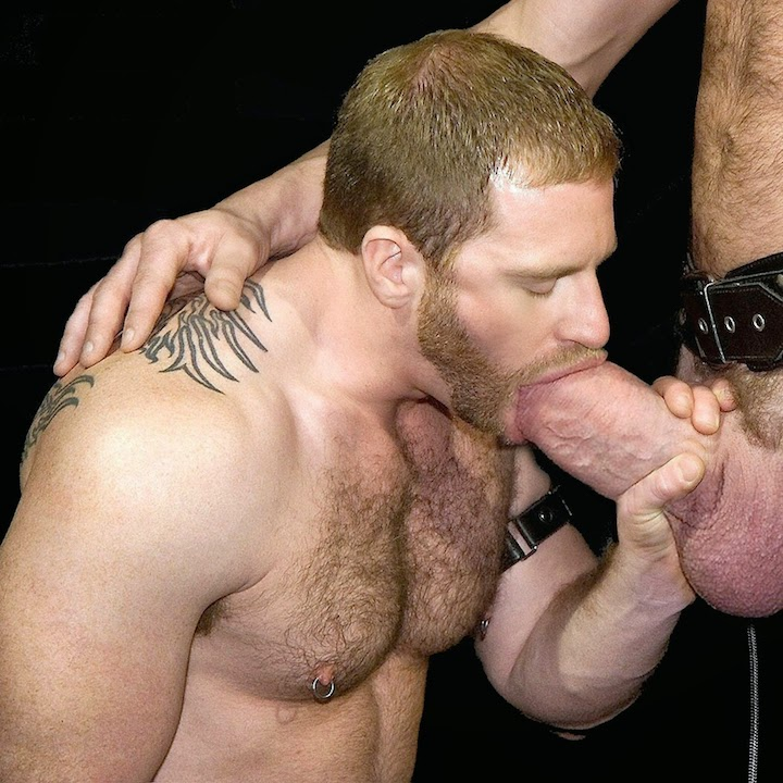 from Otto gay men sucking massive cocks