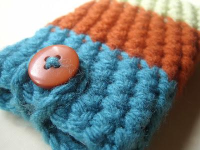 free crochet gadget cozy pattern