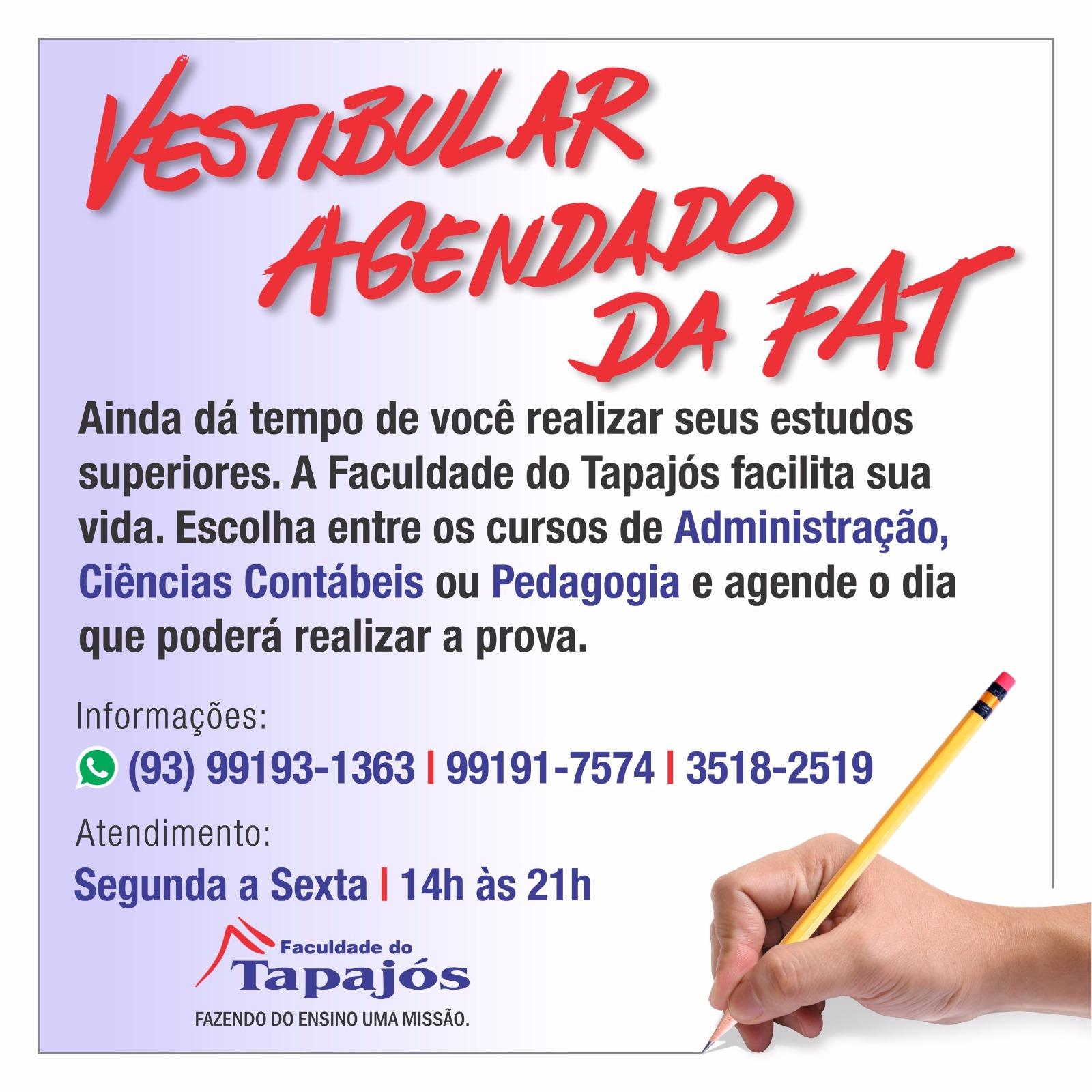 FAT Vestibular