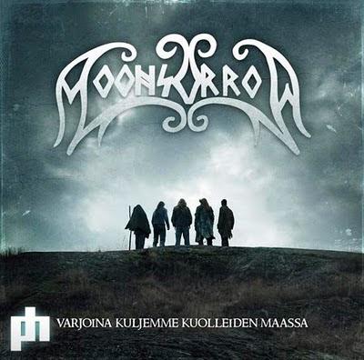 Moonsorrow - Varjoina Kuljemme Kuolleiden Maassa 2011