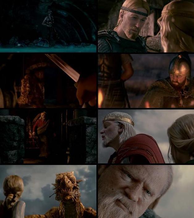 Beowulf 2007 Dual Audio Hindi 720p BluRay 900mb