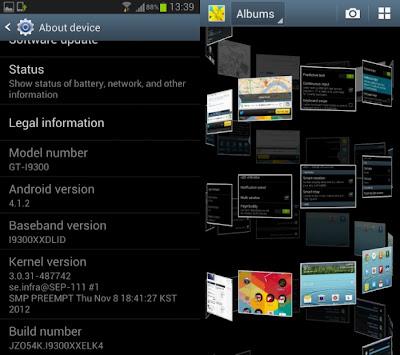 Este firmware es oficial, puede ser usado como un firmware diario y viene con interesantes mejoras como la opción multi-viewo multi ventana que esta presente en el Galaxy Note 2 y puedes ir actualizando los nuevos firmware de Android 4.1.2 que vayan saliendo tal como paso con Android 4.1.1 hasta que Samsung libere vía OTA o Odin la versión correspondiente a tu país o región. Actualización: se ha filtrado el firmware Android 4.1.2 de la operadora Vodafone del Reino Unido (I9300XXELL5), es mas estable que el de Polonia, pero tendrás la interfaz del operador, así que es mejor que lo
