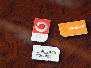 تحويل الرصيد فودافون اتصالات موبينيل