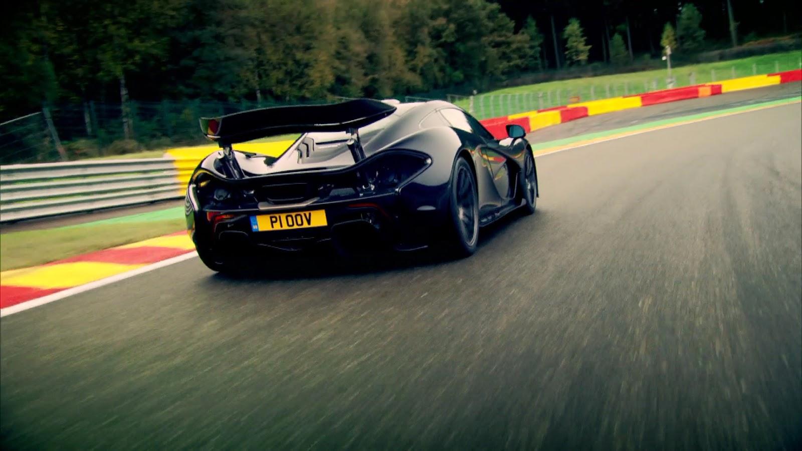 McLaren P1