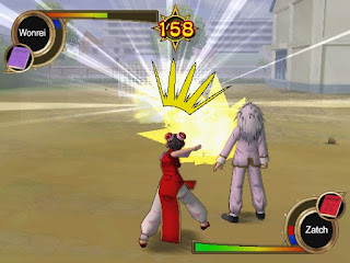 Zatch Bell: Mamodo Fury (Ps2) 2006