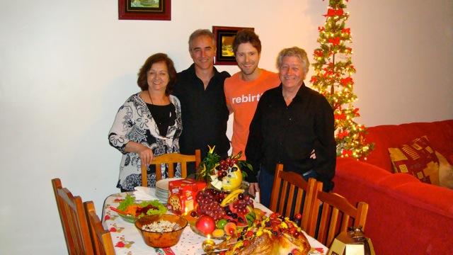 Família- Natal de 2011