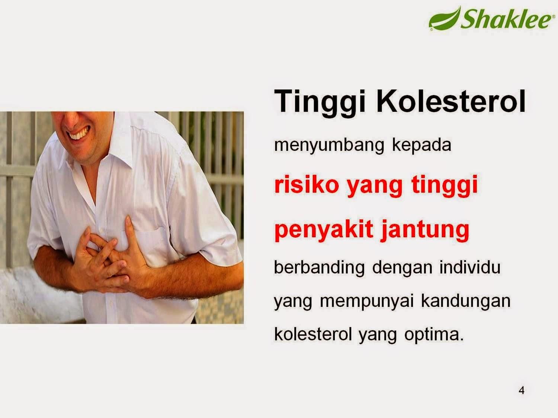 kolesterol punca sakit jantung