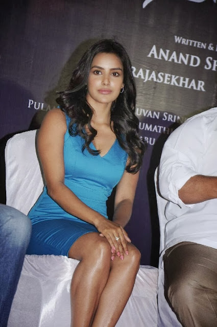 Priya Anand at Arima Nambi Movie Press Meet