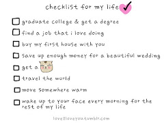 MY TO DO LIST (WITH YOU)