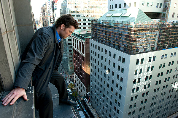 sam worthington man on a ledge