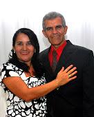 Pastor Derisvaldo e Elieuza (Esposa)