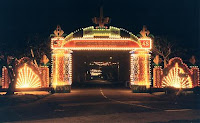 Sultan Birthday Arch