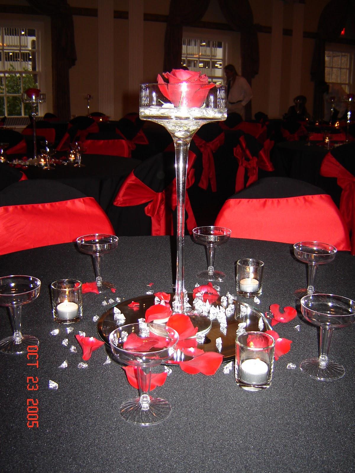 glass vase centerpieces. Black Bedroom Furniture Sets. Home Design Ideas