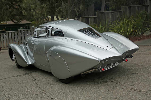Lawry's Used Cars: 1938 Hispano Suiza Xenia Coupe