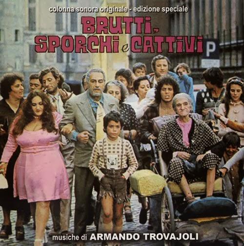 Armando Trovaioli Brutti Sporchi E Cattivi Colonna Sonora Originale