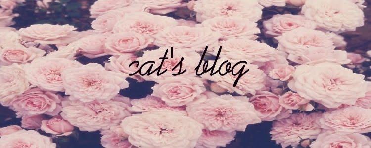 cat's blog