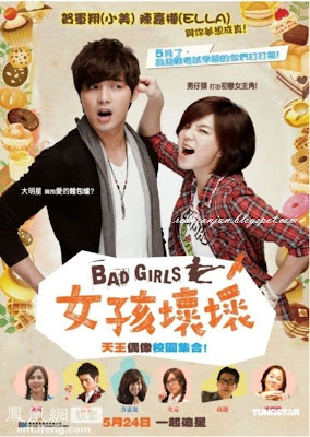 Bad girls capitulos