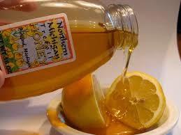perawatan bibir natural alami jeruk lemon