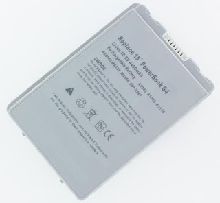 mac g4 battery