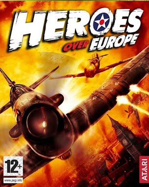 Heroes Over Europe PC Full Español DVD9