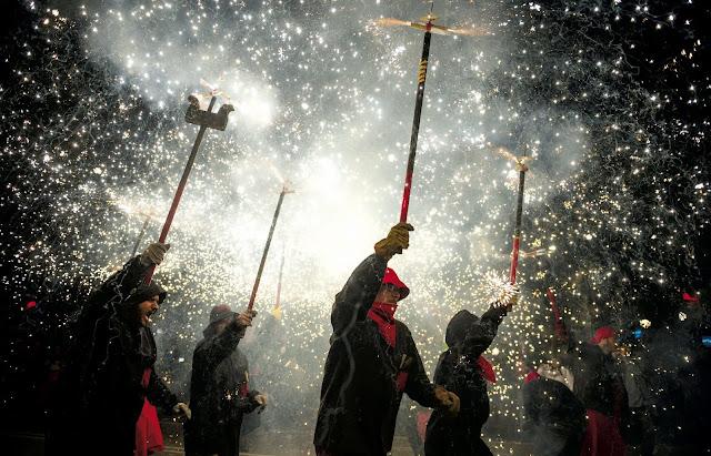 festes de la merce 2015,events 2014,barcelona