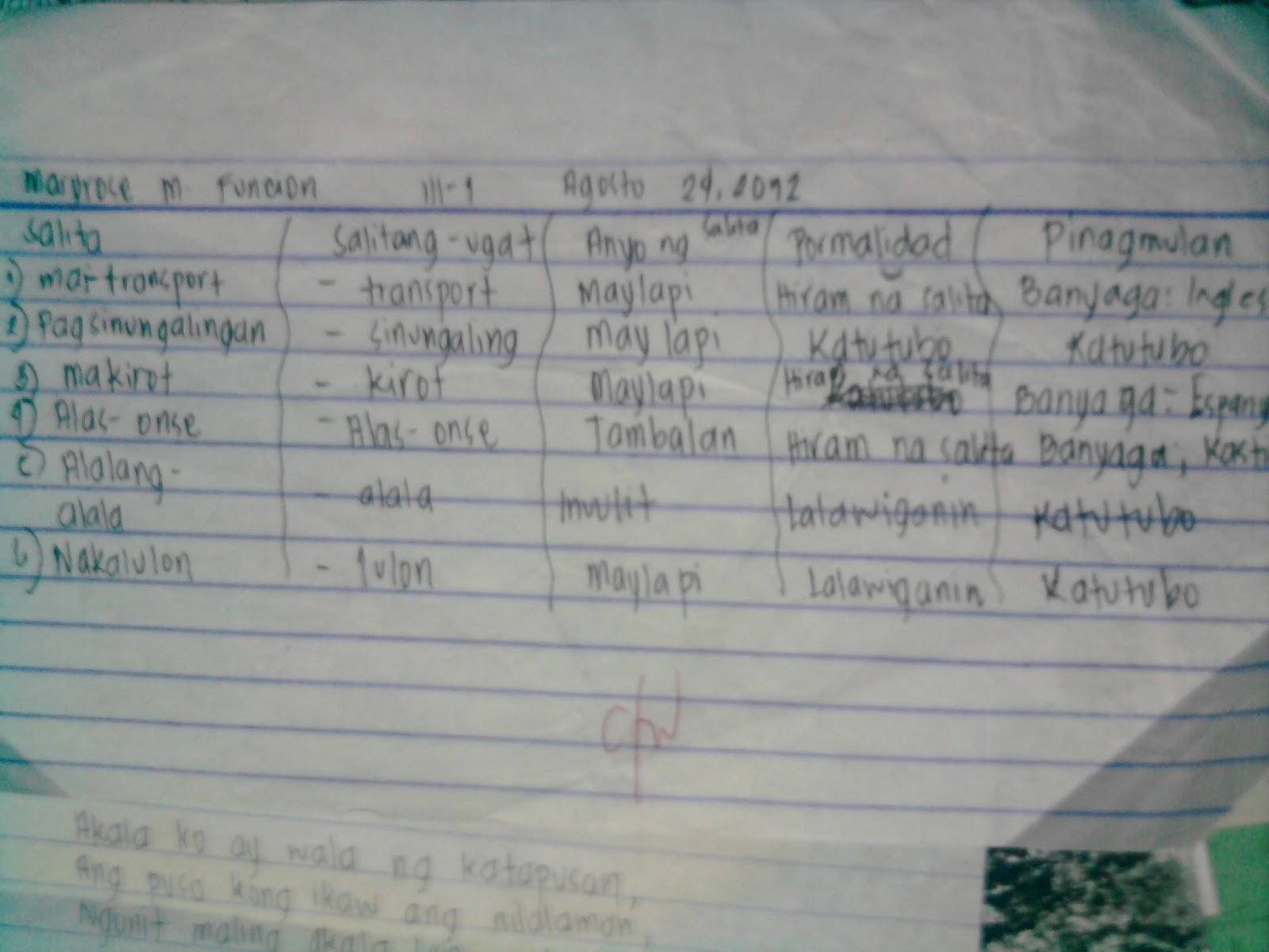 mga malalim na salita sa dekada 70 Marami tayong mga salita at kataga para sa kahirapan  hanggang $70 buwan-buwan at sa halip na tumira sa  magkaugat nang malalim sa mga.