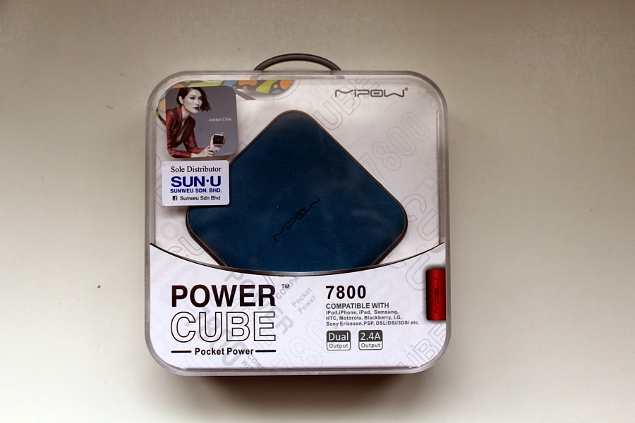 MIPOW Power Cube fully package
