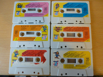 Weetabix Top Trax/II Cassettes