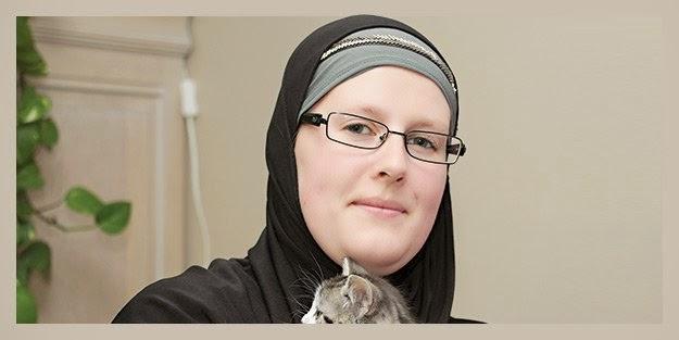 Wanita muallaf ini telah membantu 1.000 orang Belgia memeluk Islam