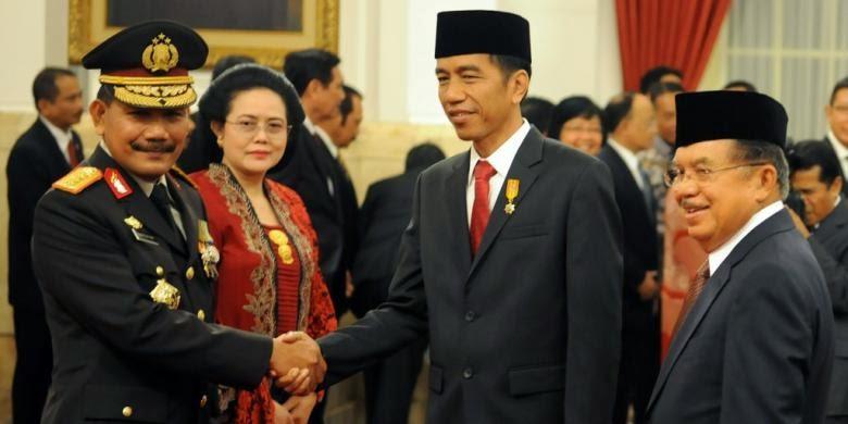 Presiden RI Jokowi Diminta Percepat Reformasi POLRI